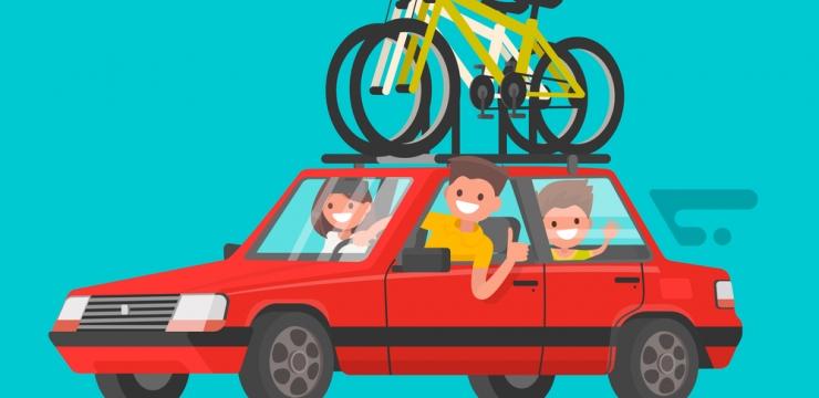 Suporte de Bicicleta: como escolher o ideal para mim?